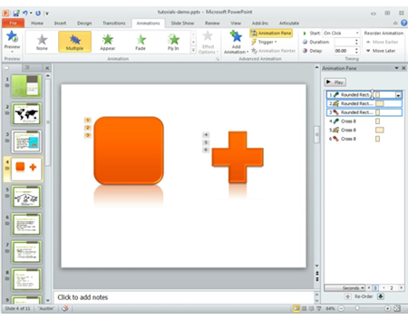 Articulate Rapid E-Learning Blog - top PowerPoint tips use animation painter