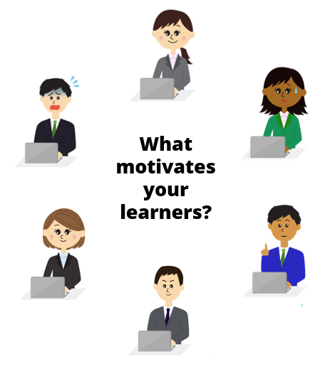 Articulate Rapid E-Learning Blog - what motivates your online learners