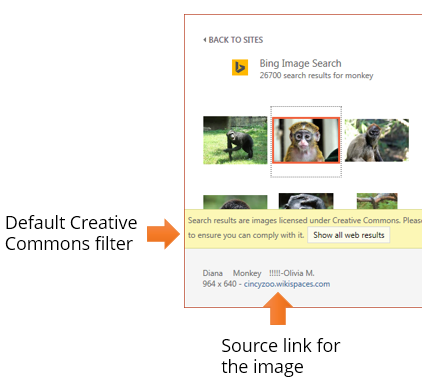 Articulate Rapid E-Learning Blog - free clip art image search via Bing creative commons