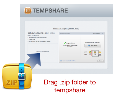 Articulate Rapid E-Learning Blog - share elearning courses using Articulate Tempshare